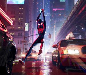 """""""Spider-Verse"""" encabeza las recaudaciones de taquilla en Norteamérica"""