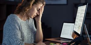¿Es el estrés lo que me está engordando?