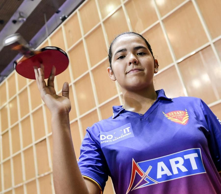 Adriana Díaz se ha mantenido de manera consistente entre las 45 mejores de su deporte. (semisquare-x3)
