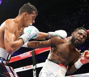 Alberto Machado apunta a regresar al ring este año