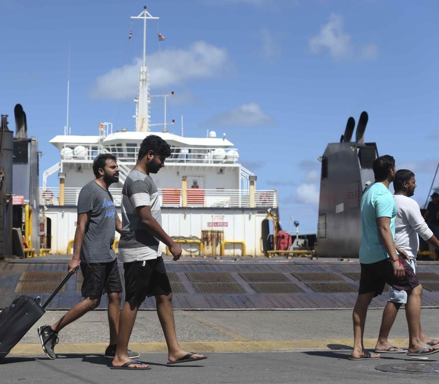 Se espera que para finales de marzo la ATM tenga funcionado cuatro embarcaciones adicionales para las islas municipio. (GFR Media) (semisquare-x3)