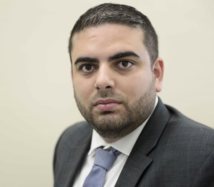 El secretario de Asuntos Públicos de La Fortaleza, Anthony Maceira (semisquare-x3)