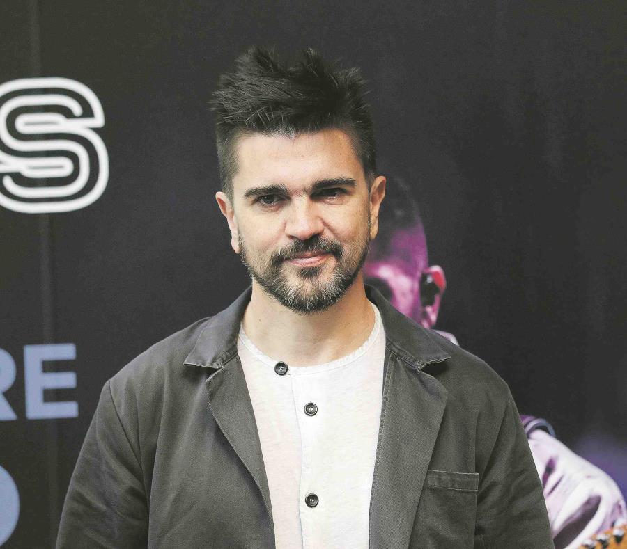 Juanes formará parte de la gira
