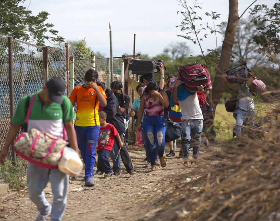Peligrosas mafias manejan la migración venezolana hacia Colombia (semisquare-x3)