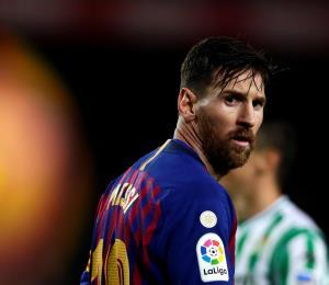 No paran los dardos venenosos contra Messi