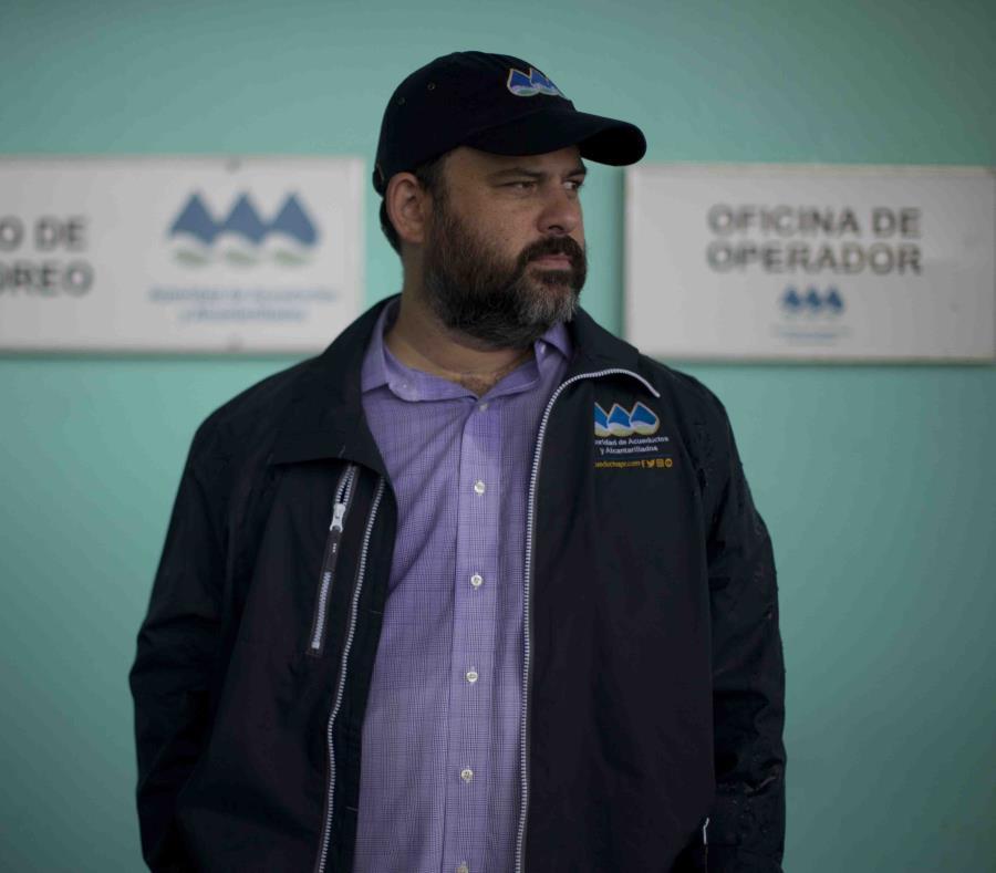 En la foto, Elí Díaz Atienza, presidente de la Autoridad de Acueductos y Alcantarillados. (semisquare-x3)