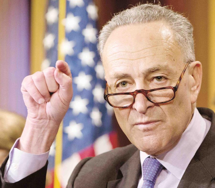 El liderato del Senado estadounidense buscará cerrar mañana el debate y decidir el futuro a corto plazo del proyecto republicano que asignaría alrededor de $13,600 millones para mitigar recientes desastres naturales. (AP / Jacquelyn Martin) (semisquare-x3)