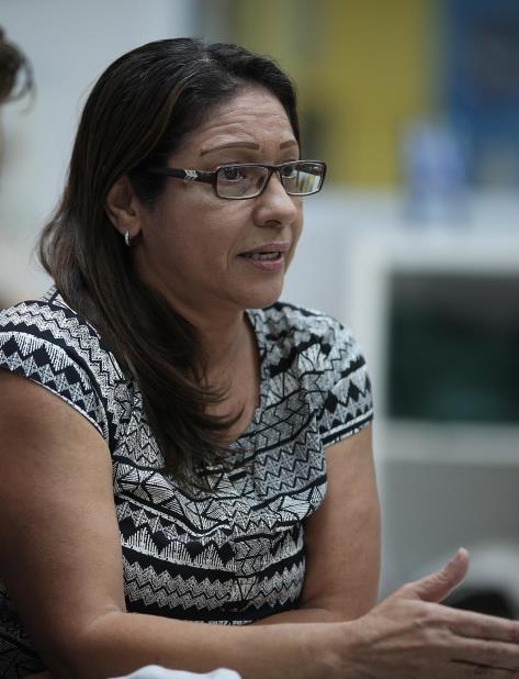 Teresa González es testigo de cómo la organización Boys & Girls Club ha logrado transformar las vidas de cientos de niños y jóvenes. (vertical-x1)