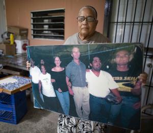 """""""Soy Mirta Sanes Rodríguez, la hermana del difunto David Sanes, el que ustedes mataron con la bomba"""""""