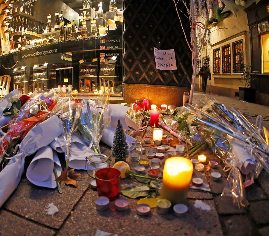 El número de muertos por el ataque terrorista de Estrasburgo se eleva a cinco (semisquare-x3)