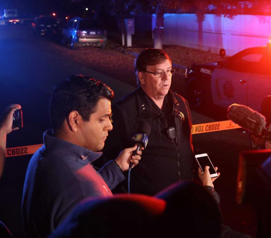 Varios muertos y heridos en un tiroteo en California | Fotos, vídeo