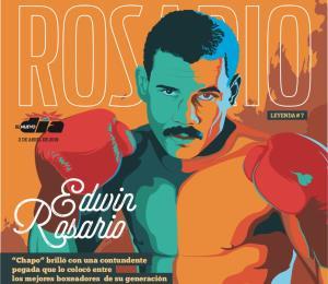 Descarga aquí la edición especial sobre Edwin Rosario publicada en El Nuevo Día