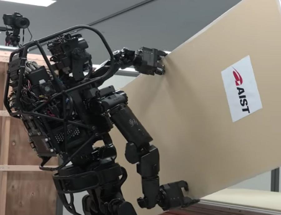 HRP-5P, el robot obrero que podría reemplazar la mano de obra humana (semisquare-x3)