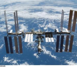 Nave no tripulada llevó suministros a la Estación Espacial Internacional