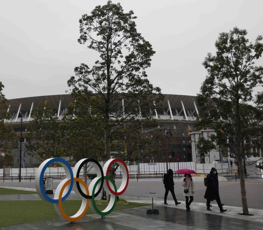Ceremonia de antorcha olímpica será sin espectadores