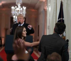CNN vs. Donald Trump