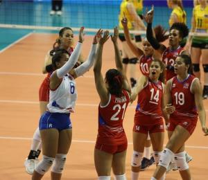 Fácil victoria de las boricuas ante Australia en Perú