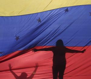 Nemesio Canales y Venezuela