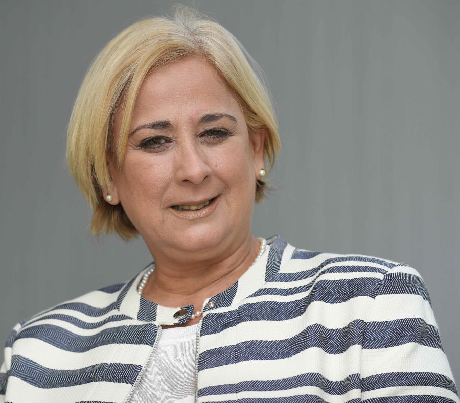 Ángela Ávila, directora de la Administración de Seguros de Salud. (GFR Media) (semisquare-x3)