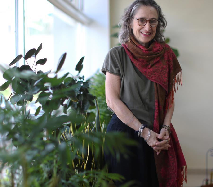 García Blanco está dedicada a difundir la educación Montessori. (semisquare-x3)