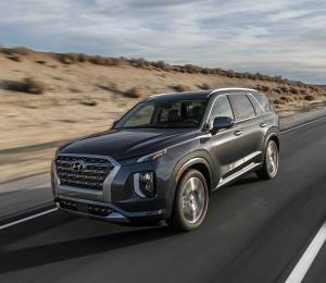 Hyundai Palisade 2020 nueva SUV insignia