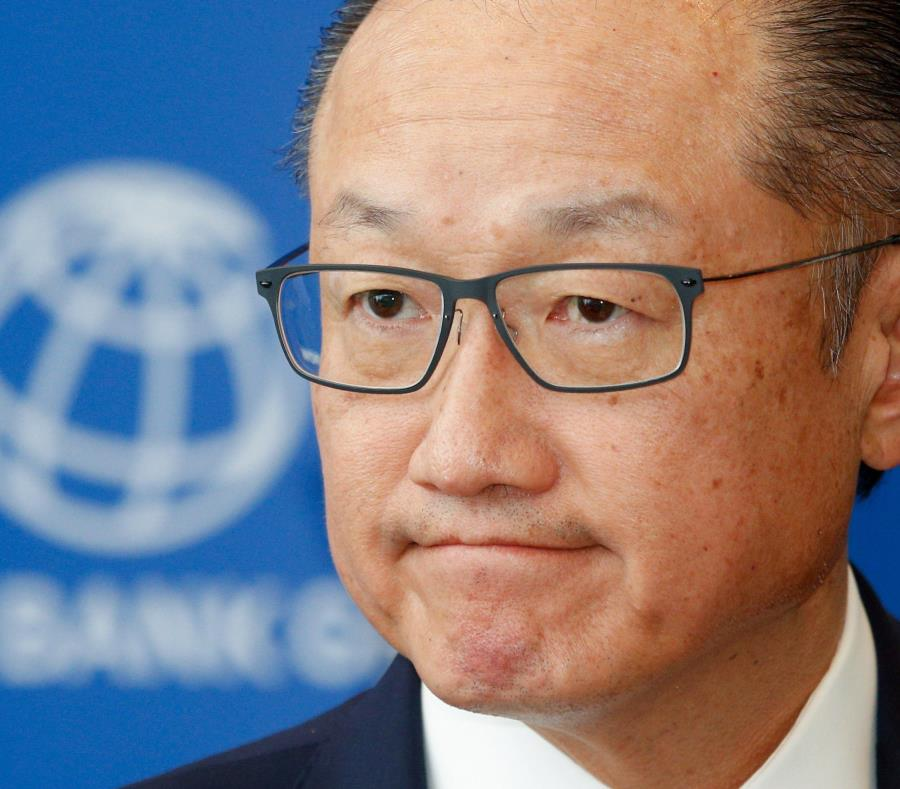 Jim Yong Kim, presidente saliente del Banco Mundial. (GFR Media) (semisquare-x3)