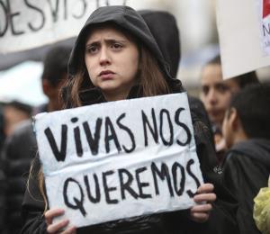 Las mujeres exigimos justicia