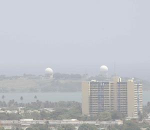 Alertan sobre el nivel insalubre de la calidad del aire en la isla