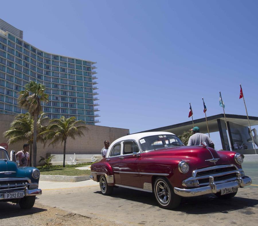 En Cuba, los medios de prensa son estatales y no se da autorización a publicaciones no oficiales. (EFE/Yander Zamora) (semisquare-x3)