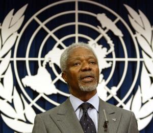 Kofi Annan, una vida dedicada a la diplomacia