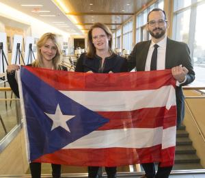 Harvard's Law students helped to mend Puerto Rico