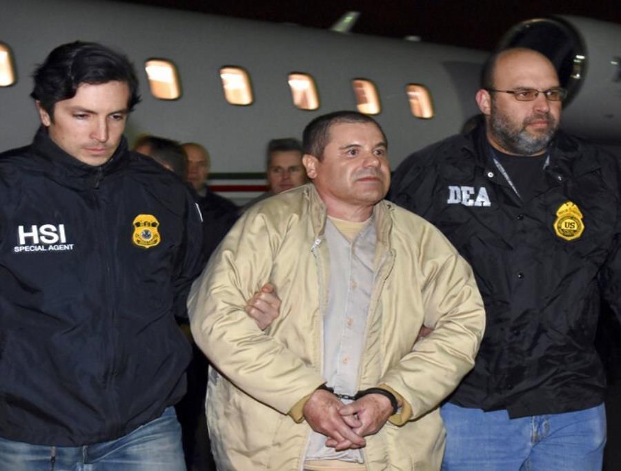 Con El Chapo En Prisión La Dea Revela Cómo Es La