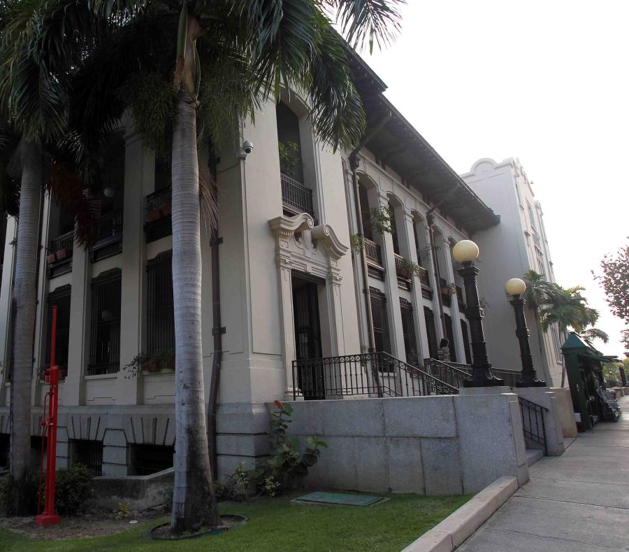 El Tribunal Federal en el Viejo San Juan (semisquare-x3)
