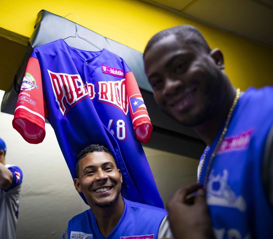 La novena de Puerto Rico también tendrá en sus filas jugadores con experiencia en las Grandes Ligas. (semisquare-x3)