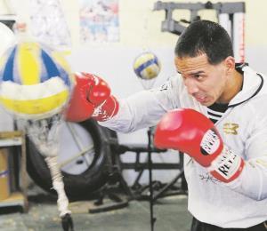 Boxeo: peligroso el sube y baja de libras