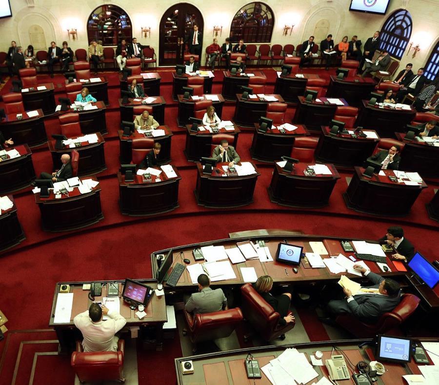 El reconocimiento a las madres se celebró hoy en el Senado. (GFR Media) (semisquare-x3)