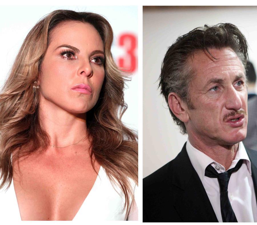 Kate del Castillo, indignada con Sean Penn: