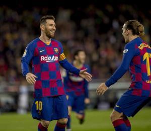 Messi suma 50 goles en 2019