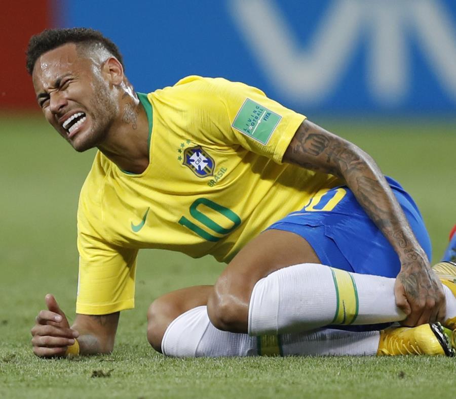 Neymar sufrió la lesión el 23 de enero (semisquare-x3)