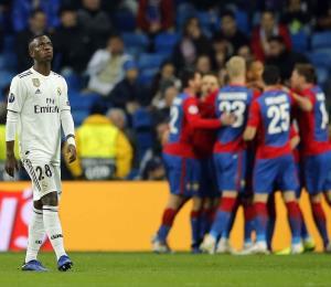 El Real Madrid es humillado en la Champions