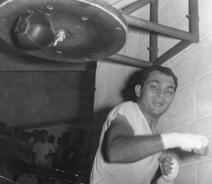Carlos Ortiz, mago del ring