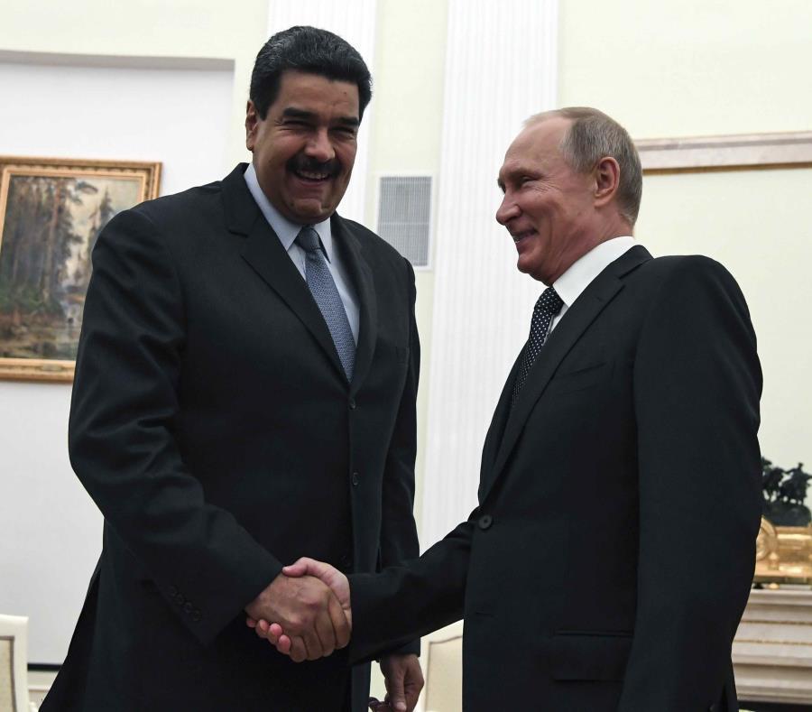 Rusia acusa a EE.UU. de atentar contra la soberanía de Venezuela (semisquare-x3)
