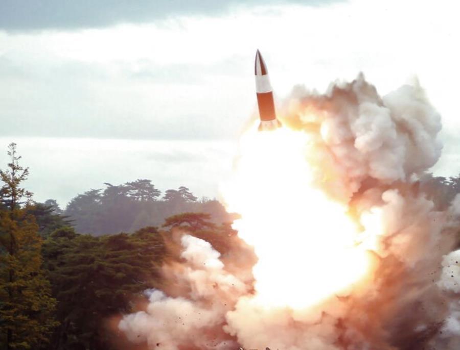 EEUU advierte a Norcorea por posible pruebas de armas