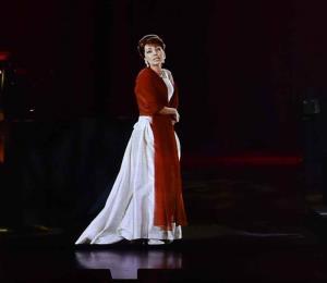 Un fantasma en la ópera