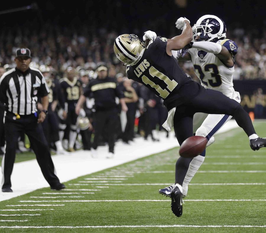 Los Rams ganaron el partido del 20 de enero en tiempo extra (semisquare-x3)