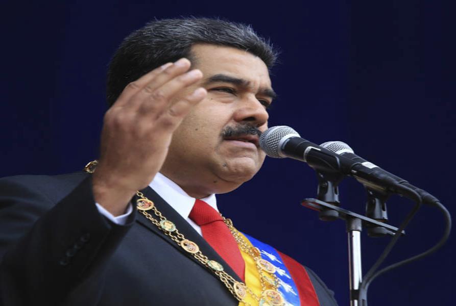 Partido Comunista llama al gobierno a condenar el ataque contra Nicolás Maduro