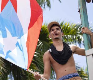 La gran lección de la juventud puertorriqueña