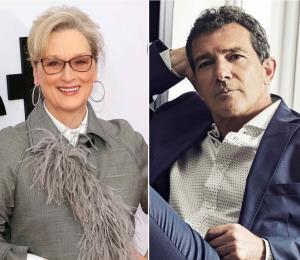 Antonio Banderas, Meryl Streep y Lin-Manuel Miranda unidos por el Teatro Público de New York