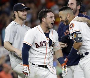 Los Astros suman 12 victorias al hilo