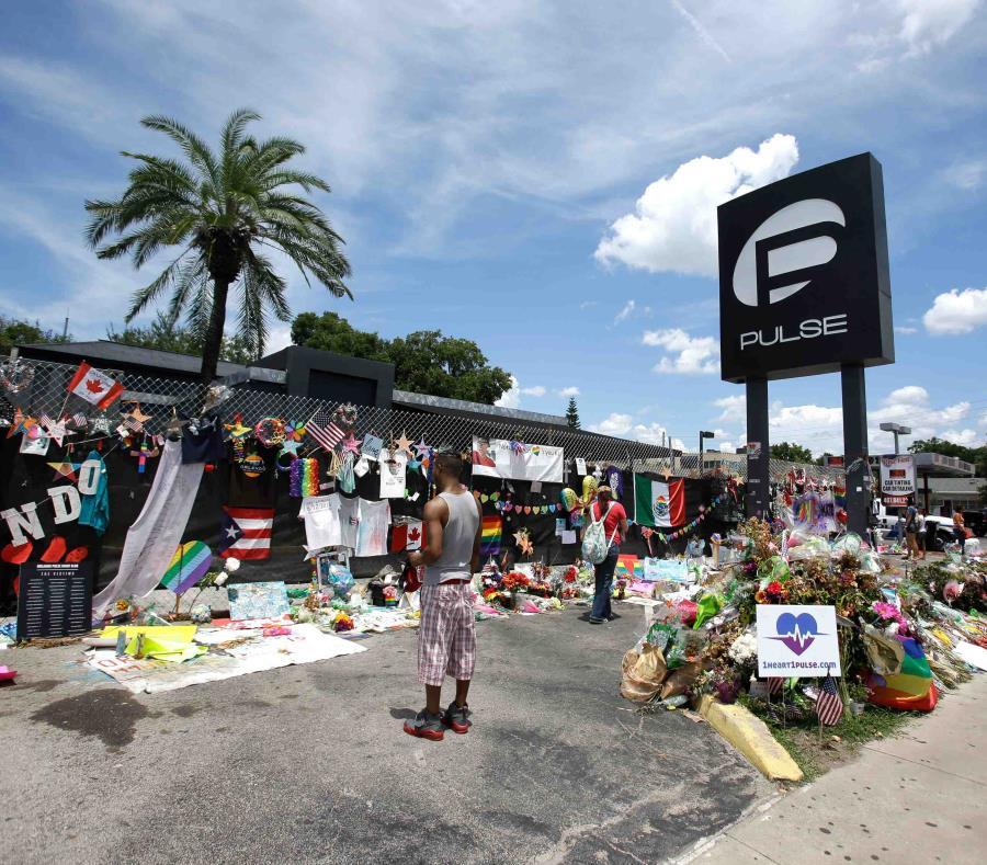 La tragedia de Pulse ocurrió el 16 de junio de 2016. (AP) (semisquare-x3)